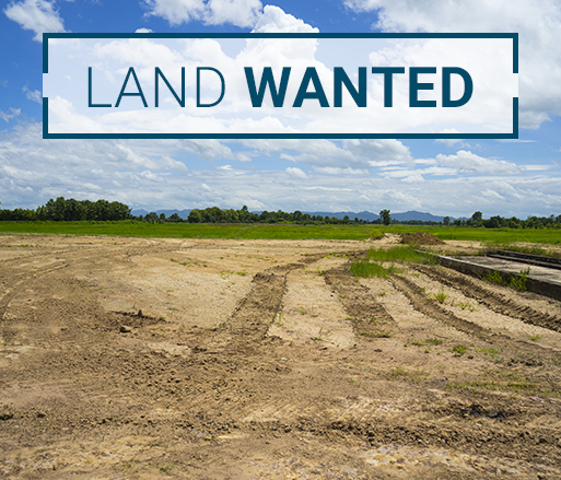 land wanted